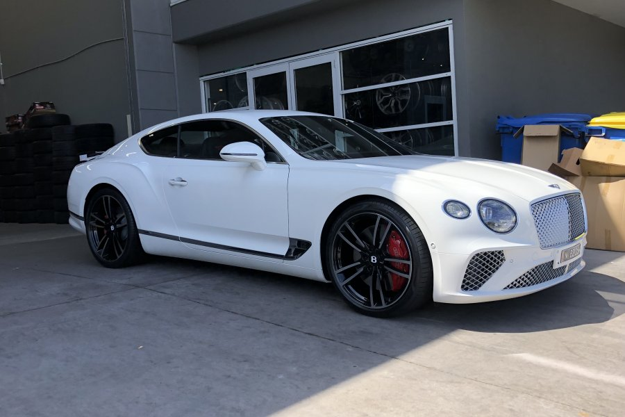 22 INCH HR ALLOYS ON THIS 2019 BENTLEY |  | BENTLEY
